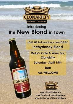 Introducing our Inchydoney Blond